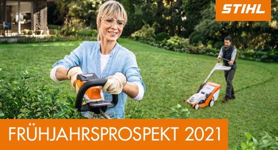 Frühjahrsprospekt 2021