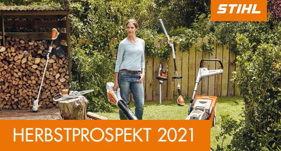Herbstprospekt 2021